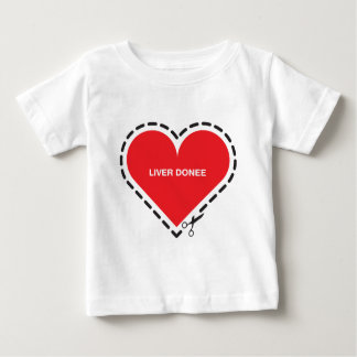 Liver Donee Infant T-Shirt