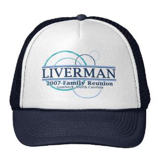 Liverman Family Reunion Hat 2007
