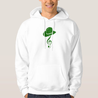 Livermore High School Cowboy Band Hooded Pullover