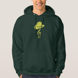 Livermore High School Cowboy Band Hooded Sweatshirt