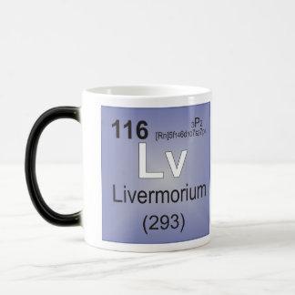 Livermorium Individual Element - Periodic Table Magic Mug