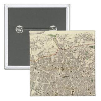 Liverpool 2 15 cm square badge