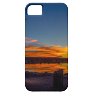 Liverpool Bay Sunset iPhone 5 Case