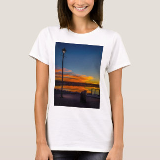 Liverpool Bay Sunset T-Shirt