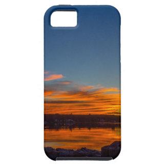 Liverpool Bay Sunset Tough iPhone 5 Case
