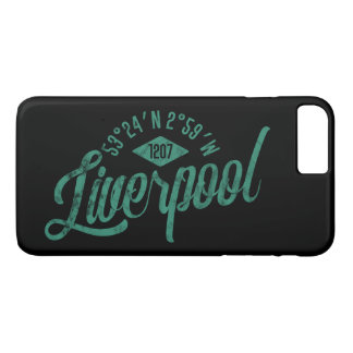 Liverpool Coordinates Phone Cover