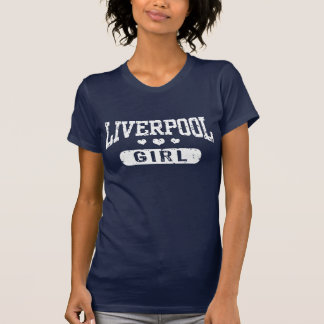 Liverpool Girl T-Shirt