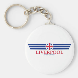 Liverpool Key Ring