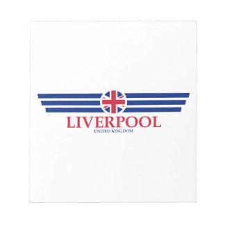 Liverpool Notepad