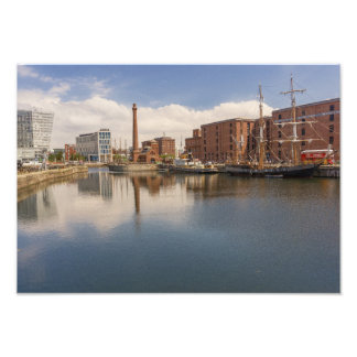 Liverpool Salthouse Dock Merseyside Travel Photo