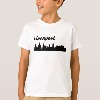 Liverpool Skyline T-Shirt