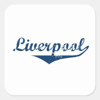 Liverpool Square Sticker
