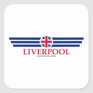 Liverpool Square Sticker