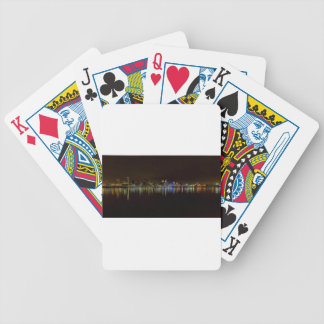 Liverpool Waterfront Bicycle Playing Cards