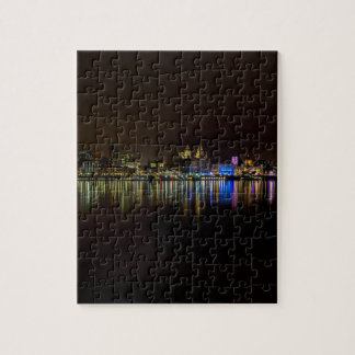 Liverpool Waterfront Jigsaw Puzzle