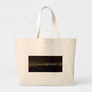 Liverpool Waterfront Large Tote Bag