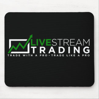 LiveStream Trading Mouse Pad