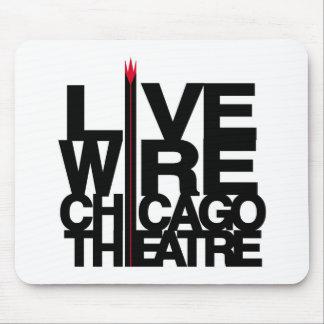 LiveWire Logo Mouse Pad