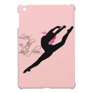 Livin on the Dance Floor Pink Dancer Case For The iPad Mini