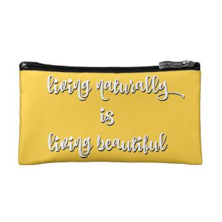 Living Beautiful Hair Emergency Kit Makeup Bags