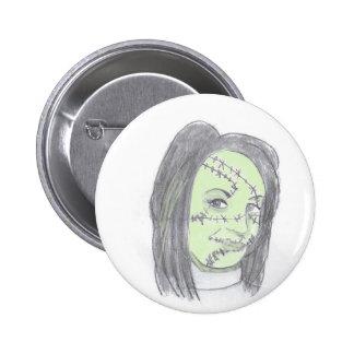 Living Dead Girl Pins