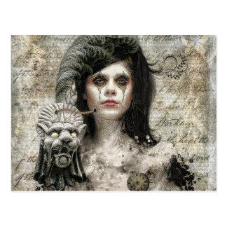 Living Dead girl Postcard
