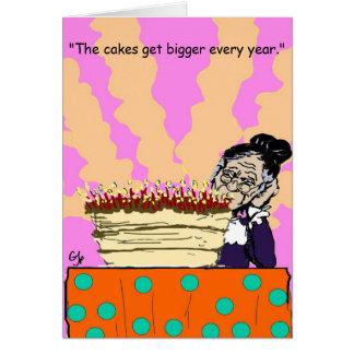 Living Doll Birthday Card