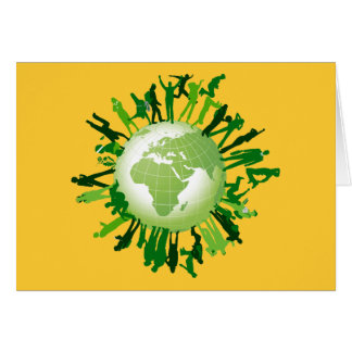 Living Green: Our Green Earth Card