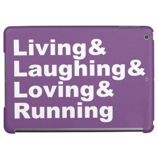 Living&Laughing&Loving&RUNNING (wht)