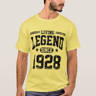 Living Legend Since 1928 T-Shirt