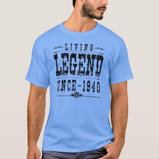 Living Legend Since 1940 T-Shirt