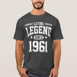 Living Legend Since 1961 T-Shirt