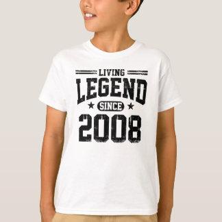 Living Legend Since 2008 T-Shirt