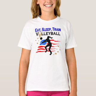 LIVING MY VOLLEYBALL DREAM DESIGN SHIRTS