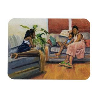 Living Room Lounge 2000 Magnet