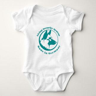 living security GSD Baby Bodysuit
