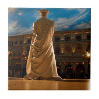 Living Statue Tile