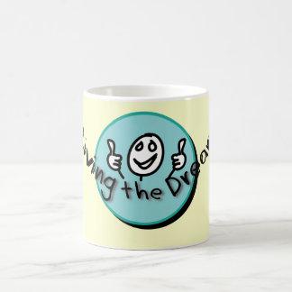 Living the Dream Logo Mug