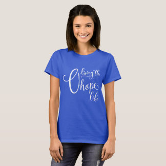 Living the Ohope Life Women's T-Shirt