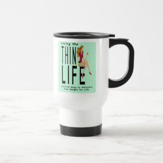 Living the Thin Life Tall Mug