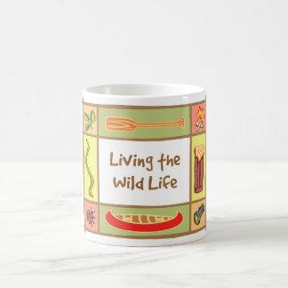 Living the WIld Life Mug