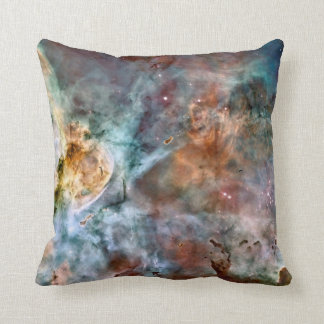 Living Universe Throw Pillow