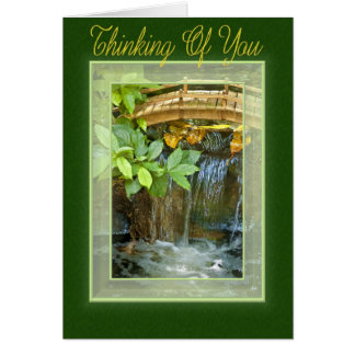 Living Water Card