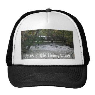 Living Water Trucker Hats