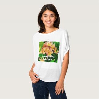 Living with Aloha T-Shirt