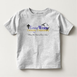 Living Word Christian Community Toddler Shirt