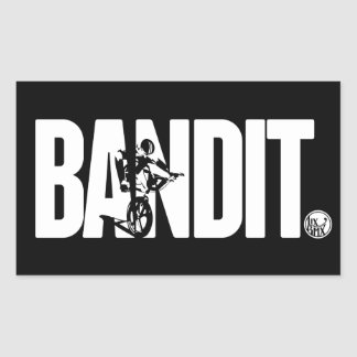 LixBMX 'Bandit' Stickers
