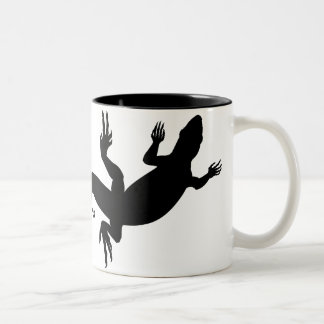 Lizard Art Coffee Cup Cool Reptile Lizard Mugs