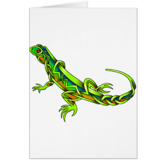 Lizard Cards