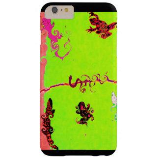 Lizard Collection:  Fluro iphone case